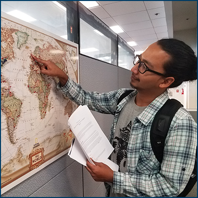 "International Education Week! – Planning Your Study Abroad ""Take Away."""